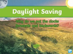 Hours of Daylight During summer in Australia there