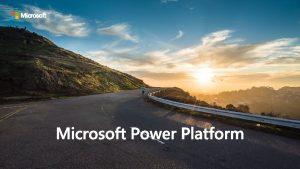 Dynamics 365 Microsoft Power Platform Azure Office 365