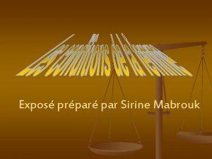 Expos prpar par Sirine Mabrouk Les chiffres au