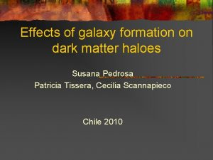 Effects of galaxy formation on dark matter haloes