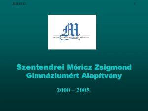 2021 03 12 1 emblma Szentendrei Mricz Zsigmond