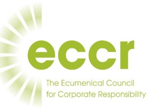 ECCR Mission Statement The Ecumenical Council for Corporate