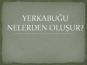 YERKABUU NELERDEN OLUUR BG BANG Byk Patlama Dnyamz