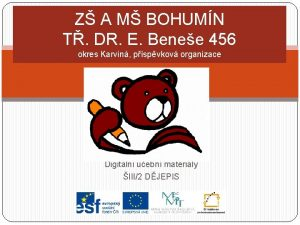 Z A M BOHUMN T DR E Benee