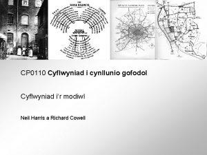 CP 0110 Cyflwyniad i cynllunio gofodol Cyflwyniad ir