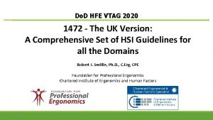 Do D HFE VTAG 2020 1472 The UK