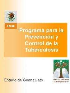 CENAVECE Programas Preventivos Programa para la Prevencin y
