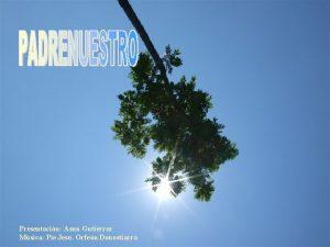 Presentacin Asun Gutirrez Msica Pie Jesu Orfen Donostiarra