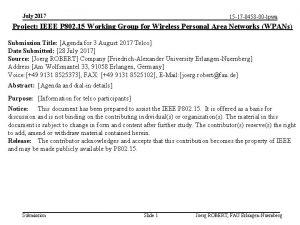 July 2017 15 17 0458 00 lpwa Project