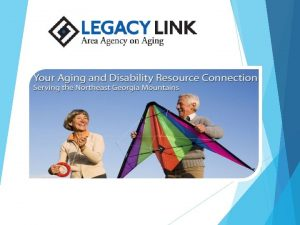 What is The Legacy Link o Legacy Link