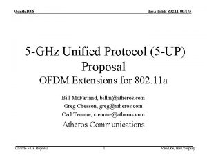 Month 1998 doc IEEE 802 11 00175 5