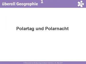 1 Polartag und Polarnacht sterreichischer Bundesverlag Schulbuch Gmb