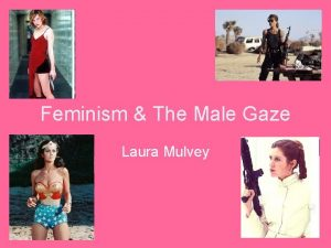 Feminism The Male Gaze Laura Mulvey Introduction Laura