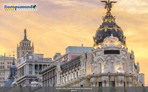 Espaa Italia Francia y Londres Esp Barcelona Madrid