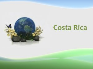 Costa Rica Population Costa Ricas estimated population in