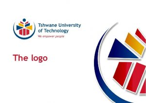 The logo The logo The new logo reflects
