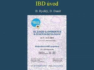 IBD vod B Rychl D Dani 1 2