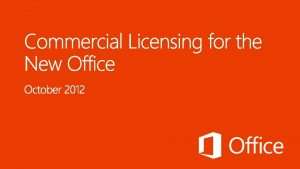 Office 365 Office Project Visio Office Servers Office
