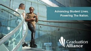 Advancing Student Lives Powering The Nation c 2020