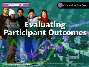 Community Plan Implementation Training 4 1 Community Plan