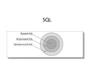 SQL CREATE DATABASE ALTER DATABASE DROP DATABASE DDL