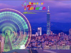 Beauty of Taiwan The island of Taiwan Republic