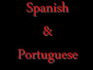Spanish Portuguese Prince Henry the Navigator Portuguese Established