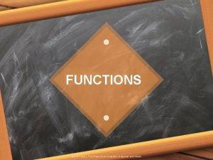 FUNCTIONS ALLPPT com Free Power Point Templates Diagrams
