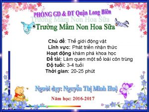 Ch Th gii ng vt Lnh vc Pht