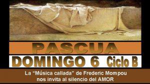 La Msica callada de Frederic Mompou nos invita
