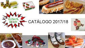 CATLOGO 201718 QUIENES SOMOS Somos una cooperativa del