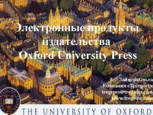 Oxford University Press 1 2 3 Oxford University