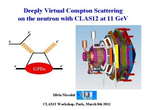 Deeply Virtual Compton Scattering on the neutron with