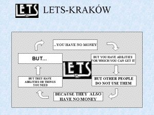 LETSKRAKW YOU HAVE NO MONEY BUT BUT YOU
