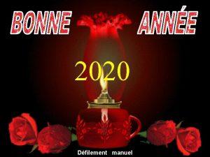 2020 Dfilement manuel Dans la nuit lastre luit
