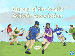 1884 1887 1884 The Gaelic Athletic Association is