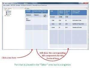 Protocol Display name Protocol 1 Protocol x New