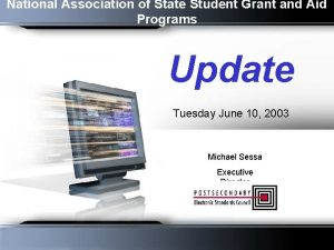 National Association of State Student Grant and Aid