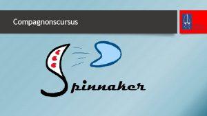 Compagnonscursus Samenwerking eerste en tweedelijnszorg Samenwerking eerste en