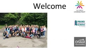 Welcome But GCSEs have changed But GCSEs have