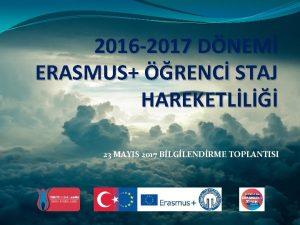 2016 2017 DNEM ERASMUS RENC STAJ HAREKETLL 23