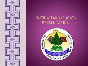 Oneida Business Committee Strategic Direction Advancing Improve Onyoteak