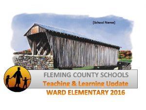 School Name FLEMING COUNTY SCHOOLS Fleming County Schools