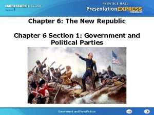 125 Section Chapter Section 1 Chapter 6 The