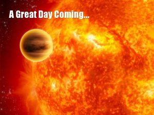A Great Day Coming A Great Day Coming