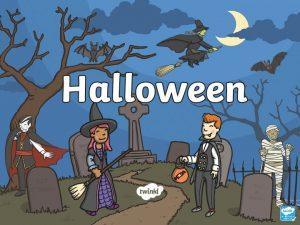 Halloween Traditions Halloween or Halloween is on 31