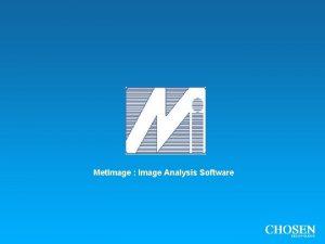 Met Image Image Analysis Software The Met Image